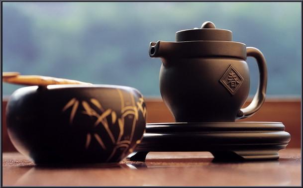 典藏观赏  咏茶诗词百首——沾花如雪美文网